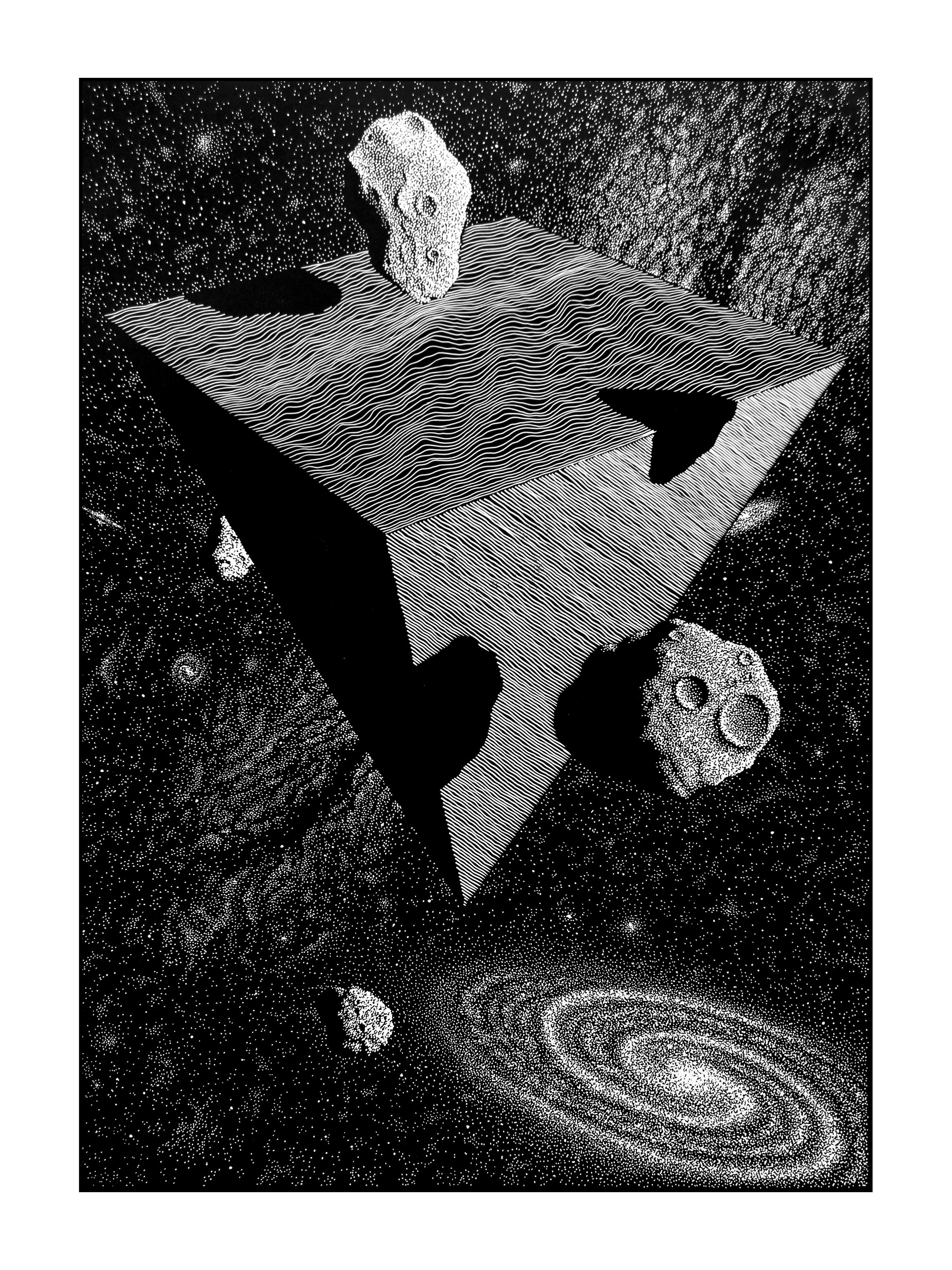 Pyramid space 3